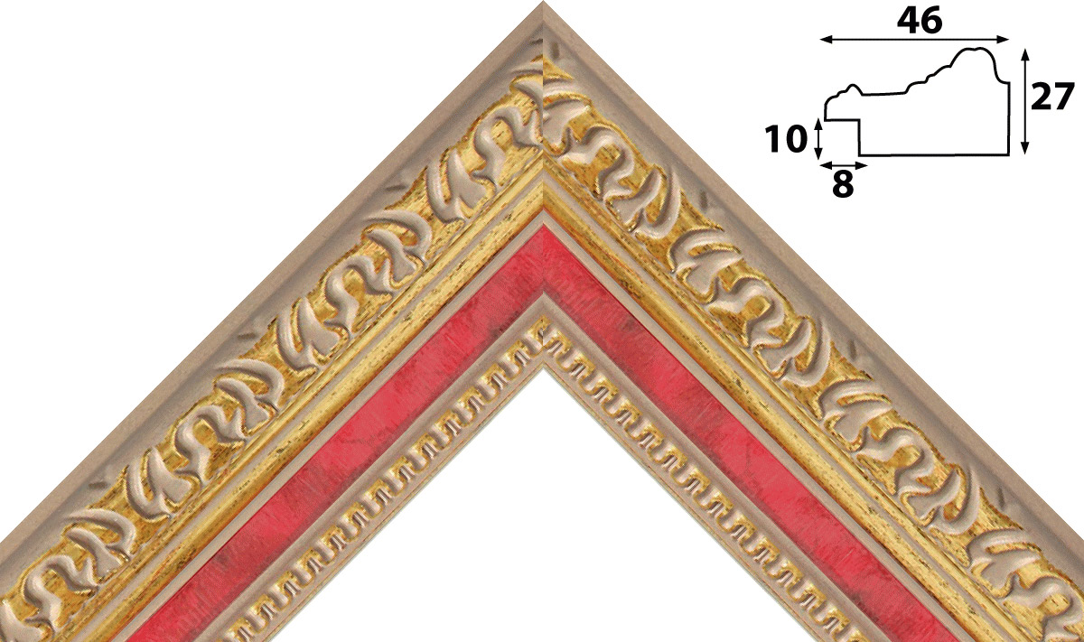 Багет U453-05