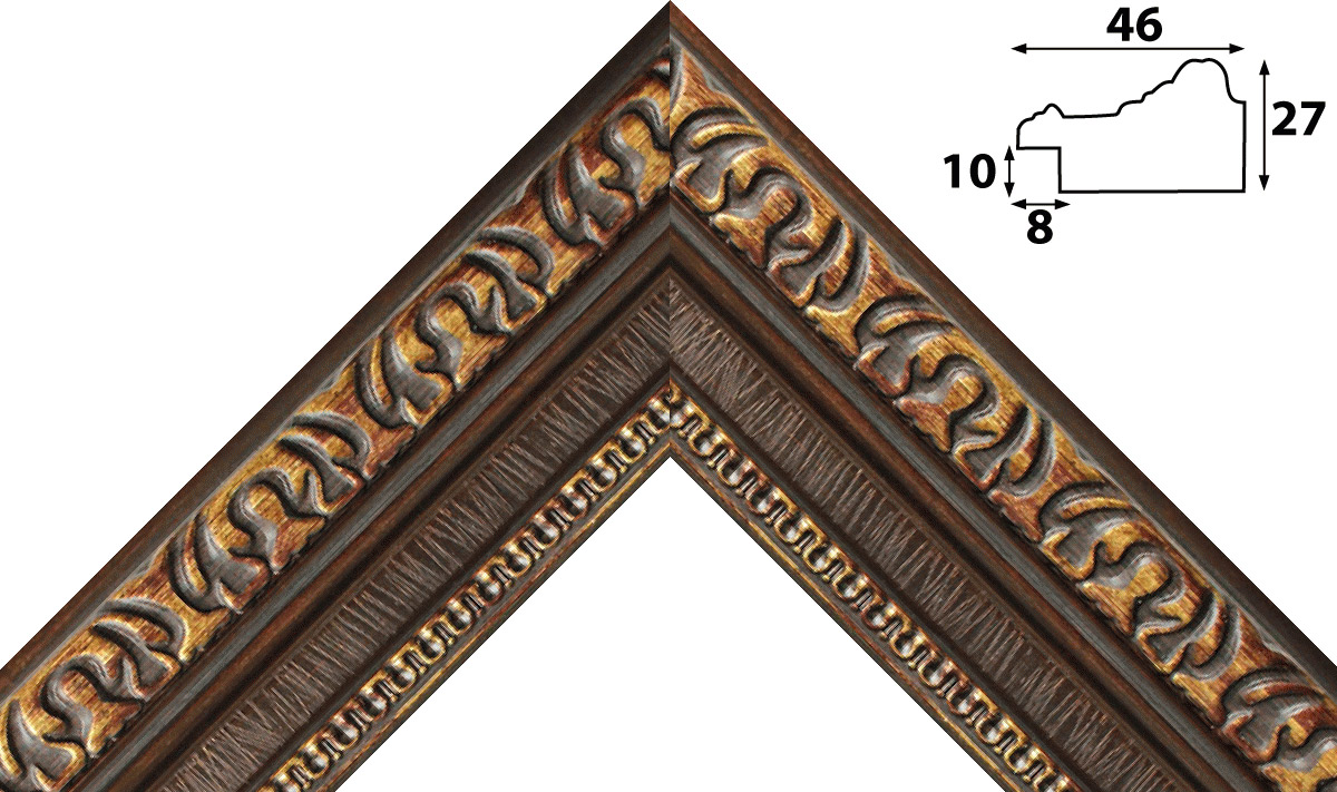 Багет U453-07
