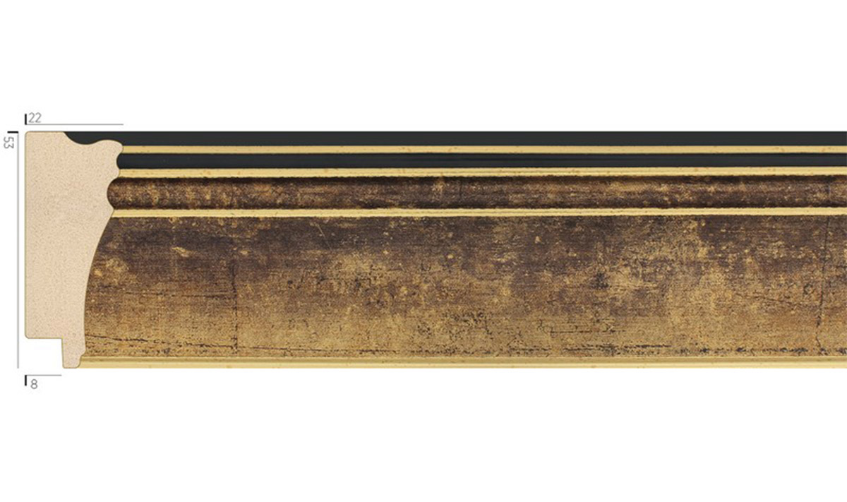 Багет DL-53001